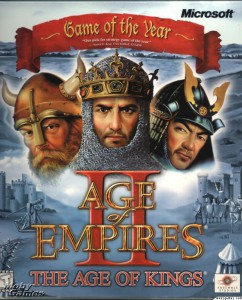 Age of Empires II The Age of Kings обложка