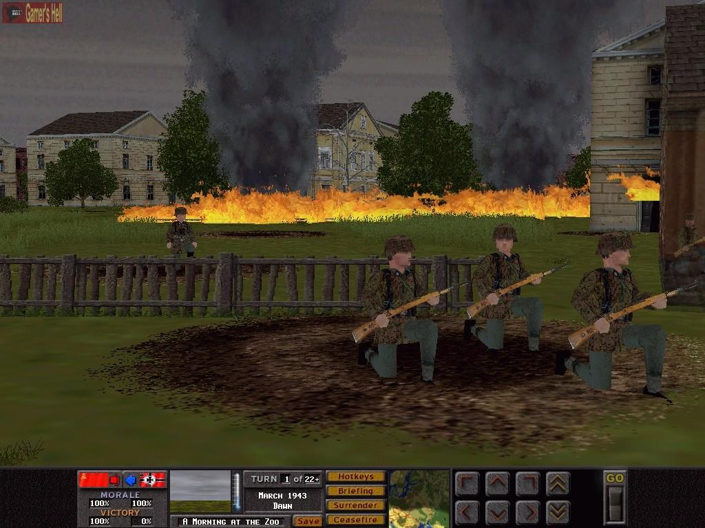 Игра Combat Mission 2 Barbarossa to Berlin