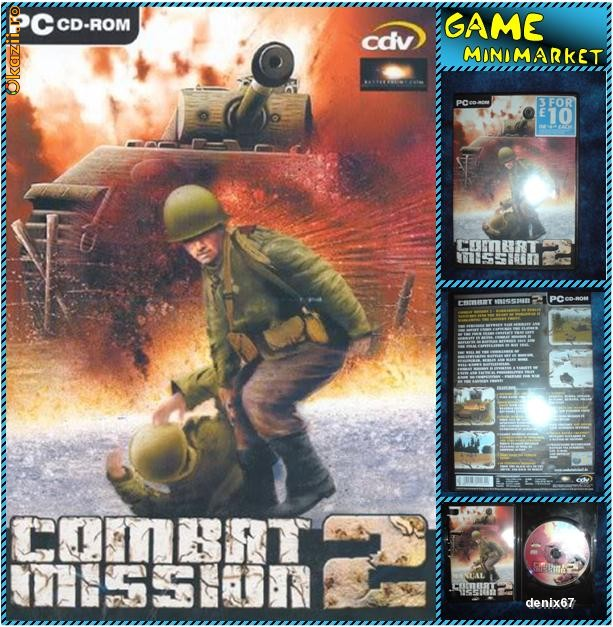 Combat Mission 2 Barbarossa to Berlin