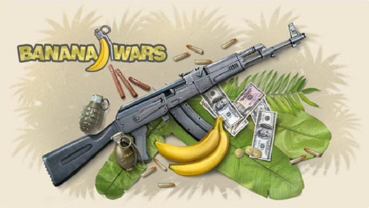 the banana wars case Amazoncom: banana war the banana wars: united states intervention in the caribbean chia banana nut bar 088 ounces (case of 15.